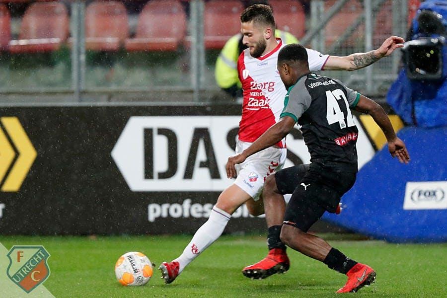 FC Utrecht bezig aan historisch slechte thuisreeks