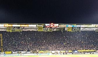 FC Utrecht wint met twee vingers in de neus