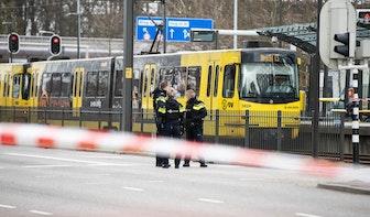 Passagier bij tramaanslag naar rechter voor beelden schietpartij