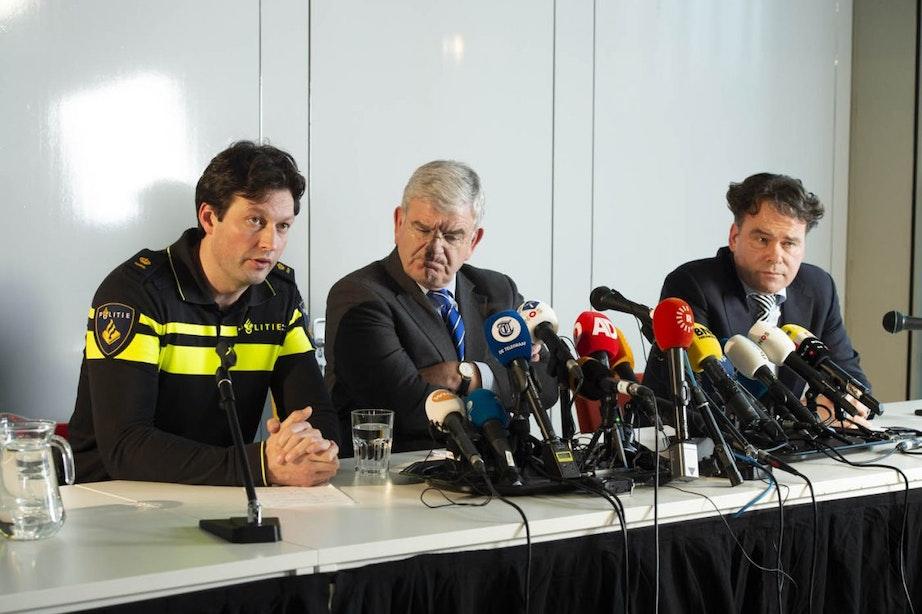 Verdachte van schietpartij 24 Oktoberplein Gökmen Tanis aangehouden aan Oudenoord
