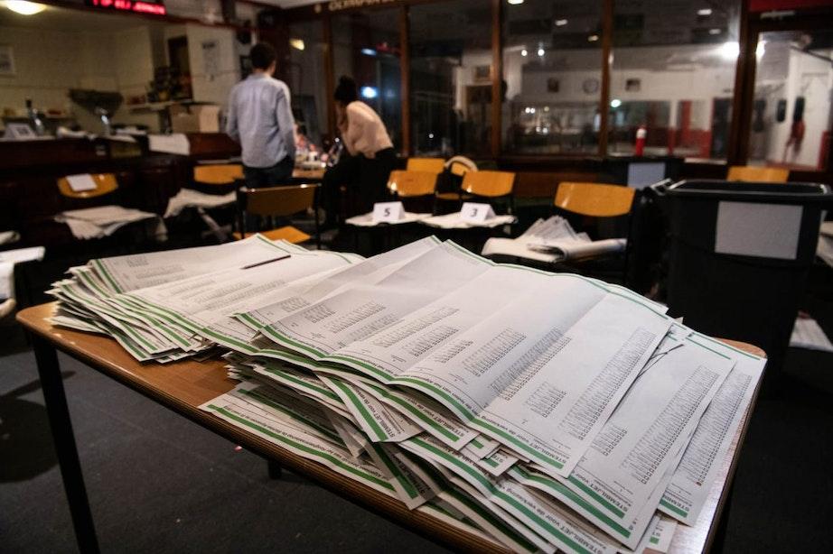 Verkiezingen in Utrecht; GroenLinks in de stad grootst
