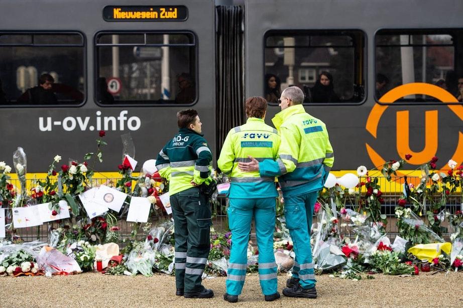 Vierde slachtoffer schietpartij Utrechtse tram overleden