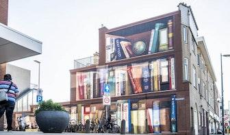 Lonely Planet heeft boekenkast Amsterdamsestraatweg gevonden