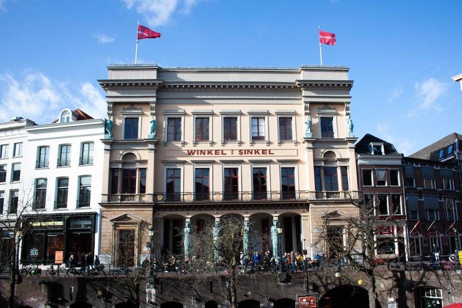 De geschiedenis van de Winkel van Anton Sinkel