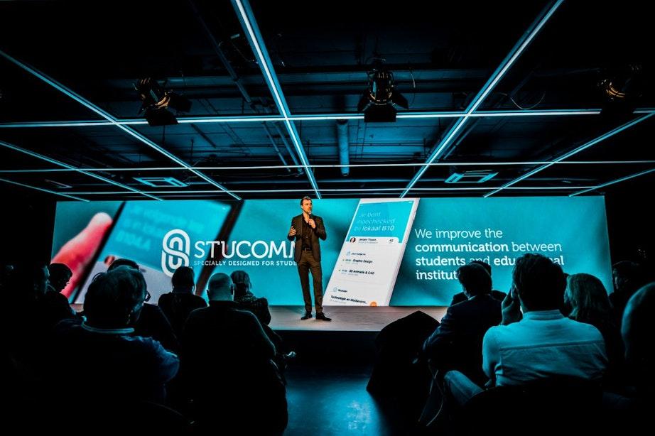 StuComm van roosterapp naar technologiepartner