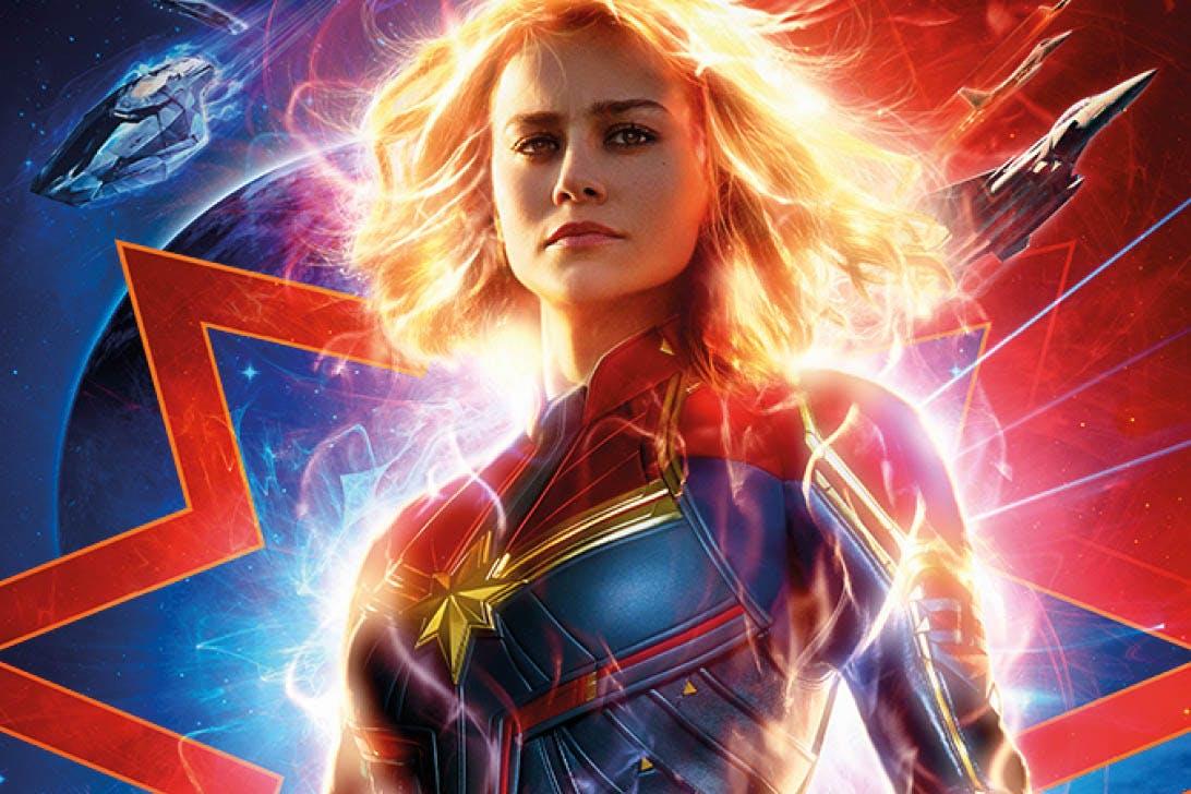 Dagtip: Hero Night met speciale vertoning van Captain Marvel 3D