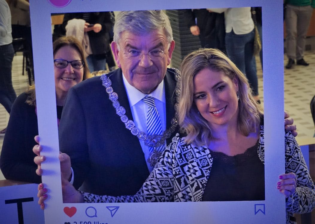 Feest 10-year Anniversary Expats Utrecht succes