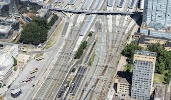 Spoorgebied Utrecht nu nog barrière: in de toekomst verbindende schakel?
