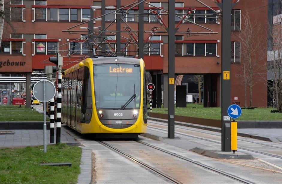 Werkzaamheden aan Utrechtse tramhaltes duren drie maanden en beginnen in juni