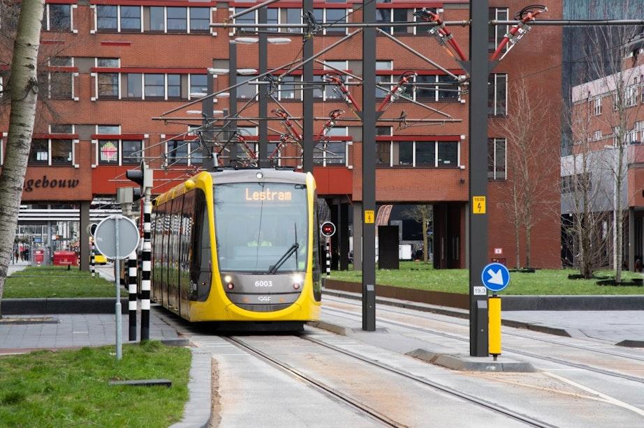 Wolfgang Spier over plannen Mobiliteitsalliantie: 'Meer lightrail is niet de oplossing'