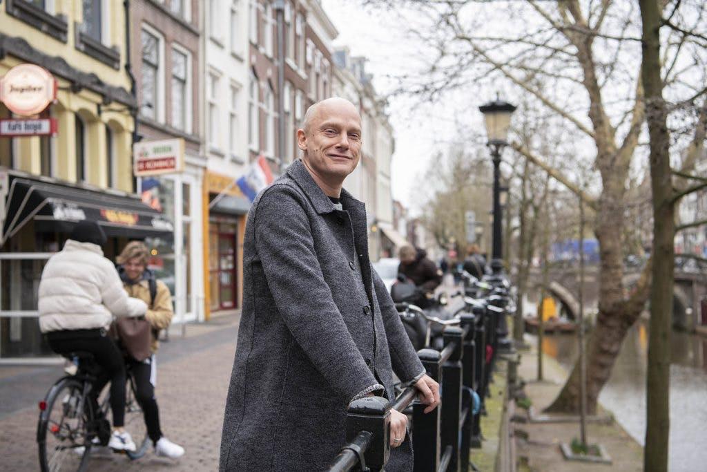 Utrecht volgens de directeur van Brouwerij Maximus Ewald Visser