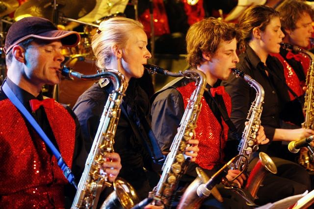 Dagtip: Big Band Balance 35 jaar in De Helling