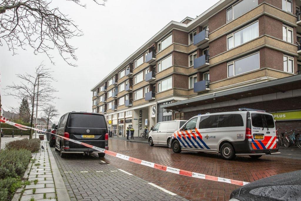Pand Smaragdplein beschoten; politie doet onderzoek