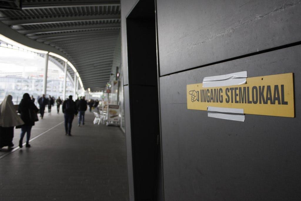 Verkiezingen in Utrecht; Opkomst in de stad hoger dan vier jaar geleden