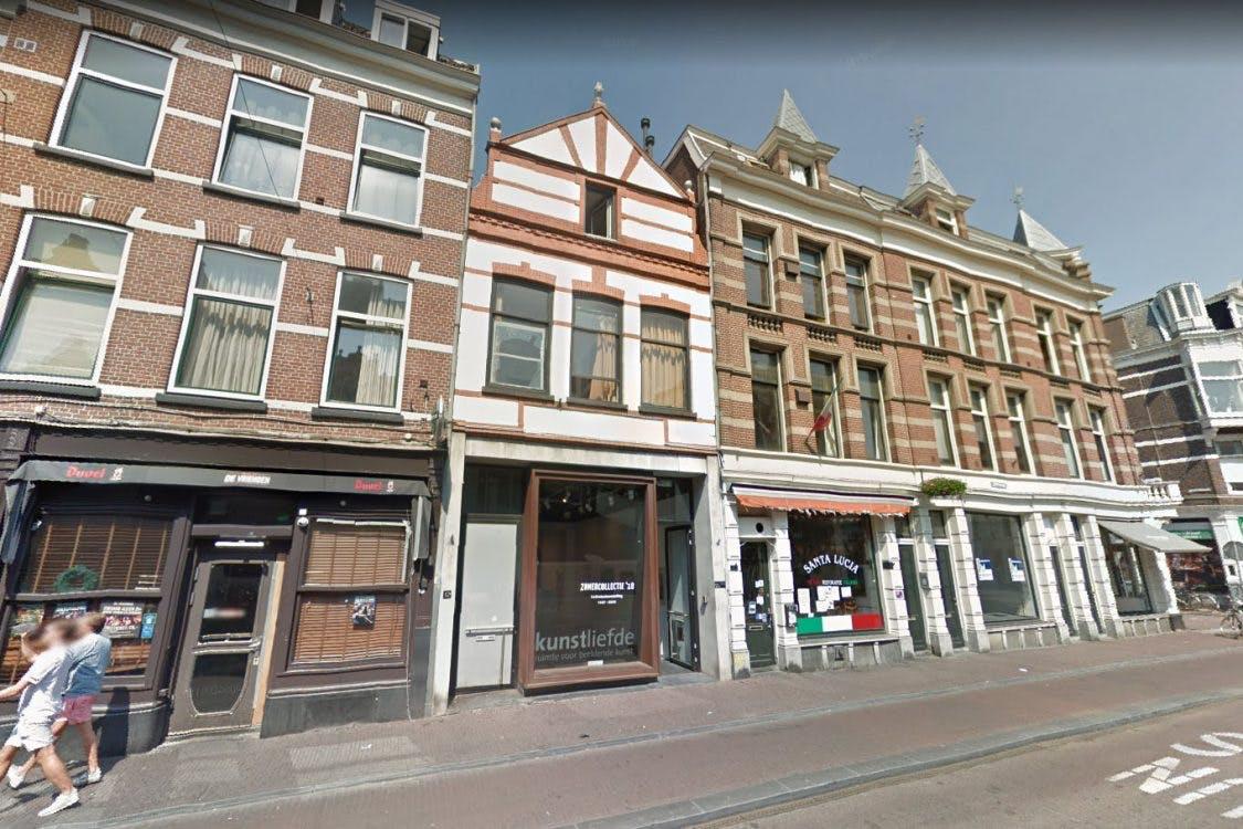 Utrechtse kunstenaarsvereniging dreigt failliet te gaan door huurverhoging