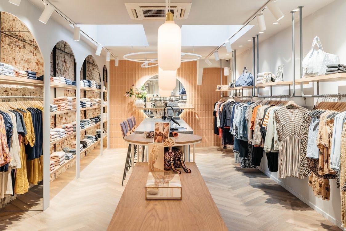 Nieuwe fashion store FRED. Utrecht is geopend
