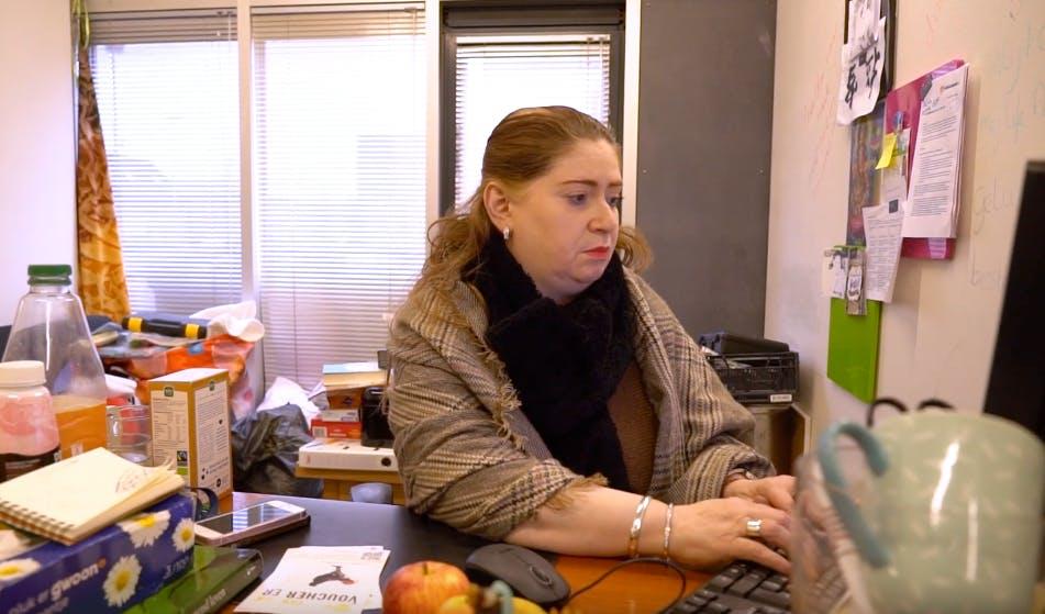 Utrecht All Stars –  Sabiet: coördinator van de VoedselbankPlus in Leidsche Rijn