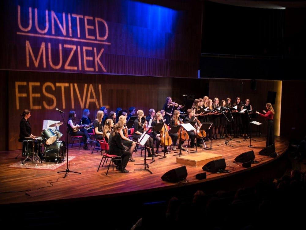 Bijzondere samenwerking met artiesten en studenten op UUnited in TivoliVredenburg