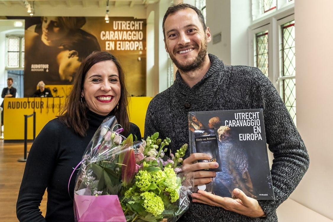 100.000e bezoeker voor Utrecht, Caravaggio en Europa in Centraal Museum