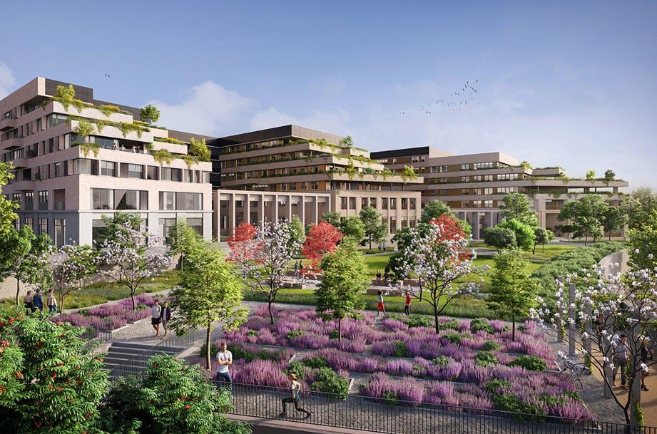 Uniek nieuwbouwproject in Leidsche Rijn Centrum