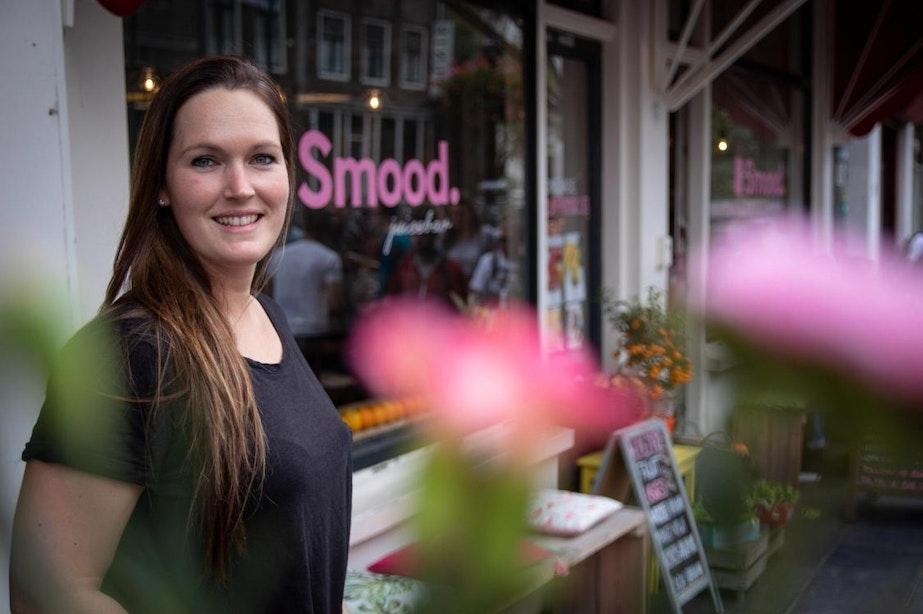 Amerikaanse keten dwingt Utrechtse sapjesbar naam te veranderen
