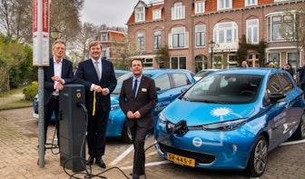 Overheid trekt miljoenen uit voor Utrechtse innovatieve laadpaal