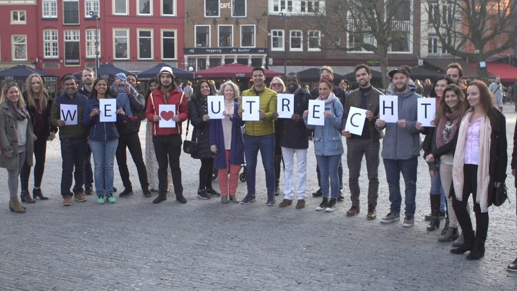 Utrecht wordt steeds internationaler!