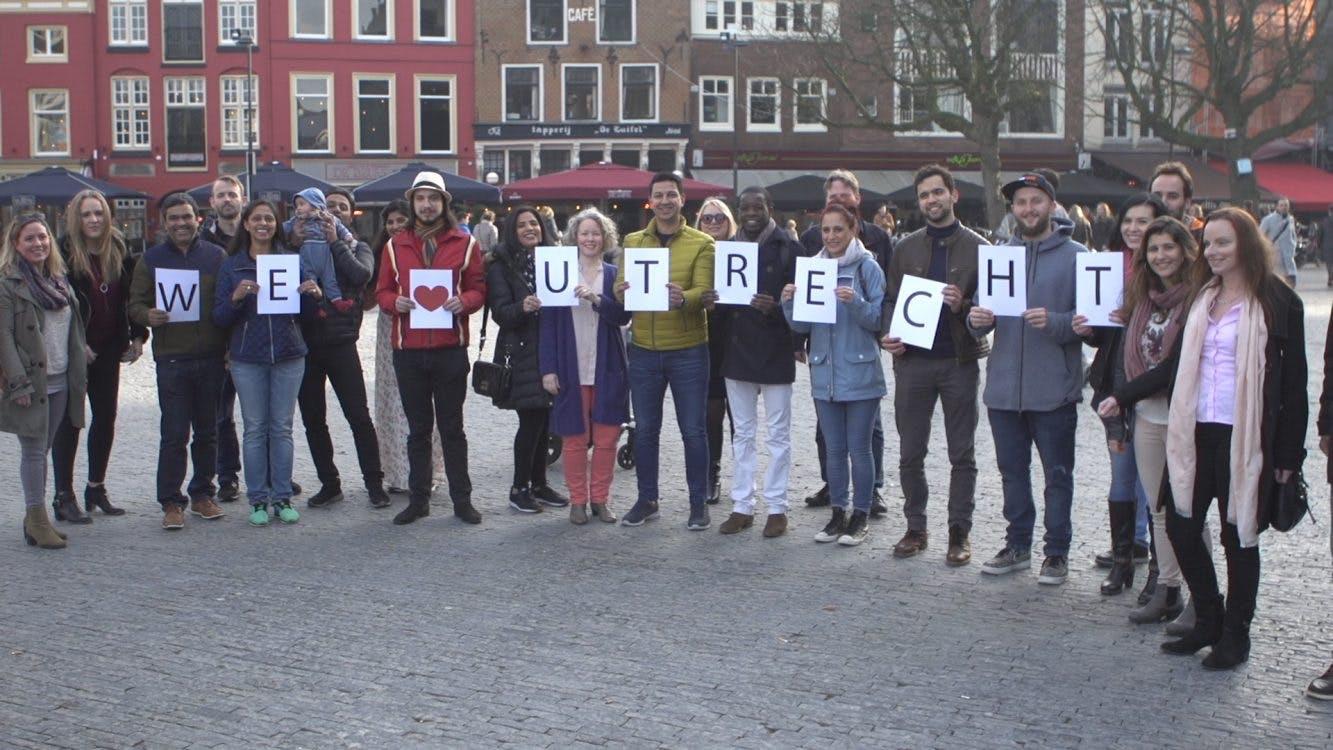 Utrecht wordt steeds internationaler!
