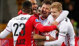 Recordzege FC Utrecht bij VVV-Venlo