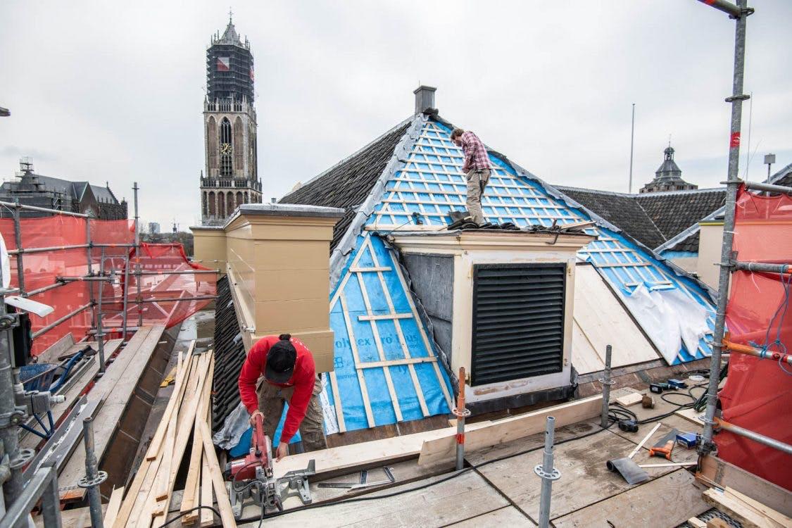 Na maandenlange renovatie gaat stadhuis dit voorjaar weer open