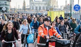 Tachtig procent minder fietsers op Vredenburg sinds coronamaatregelen: bekijk hier alle cijfers
