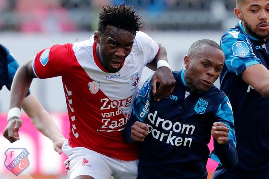 FC Utrecht speelt met namen mantelzorgers op shirts