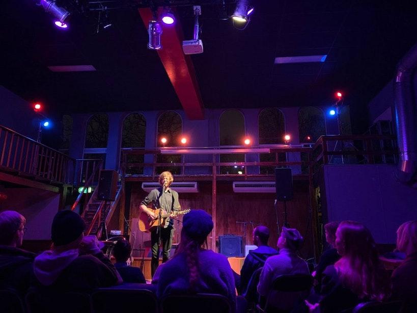 Dagtip: Gratis Open Mic Night bij Moira Unplugged