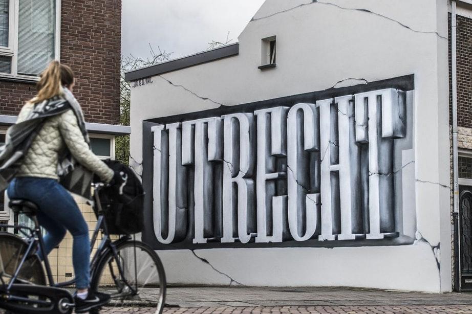 Foto's: Dit zijn de mooiste muurschilderingen in Utrecht