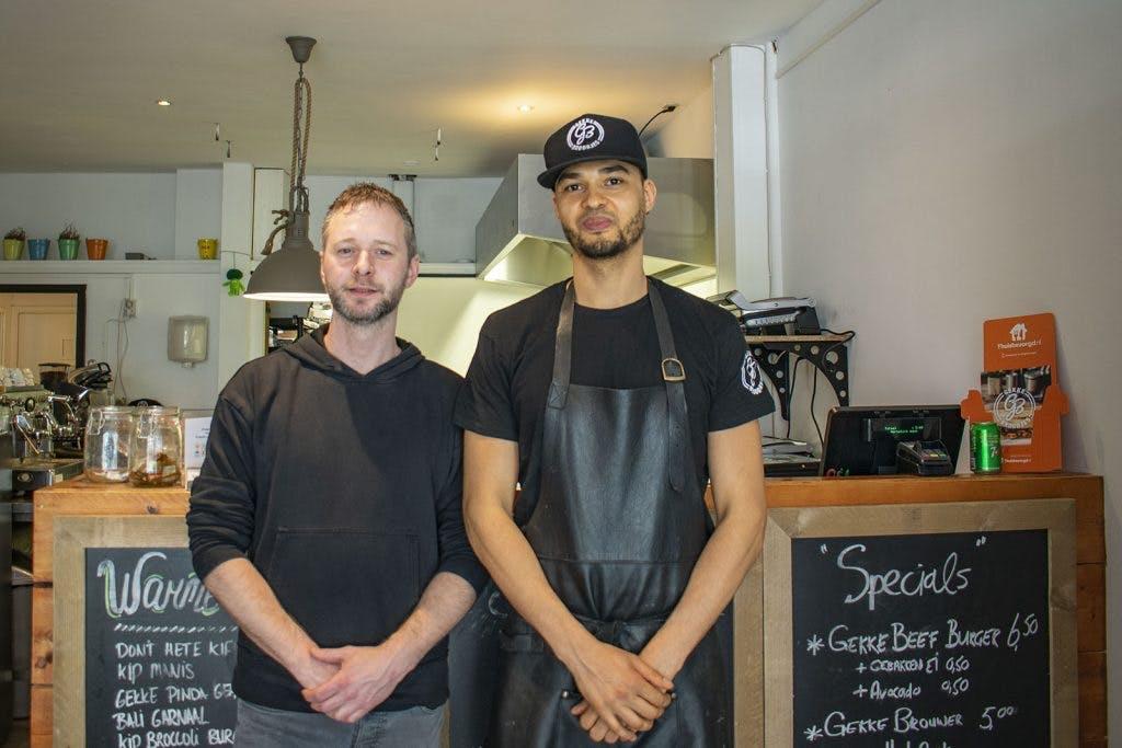 Op bezoek bij Gekke Broodjes: 'We hebben alle ingrediënten en smaken op een hoop gegooid'