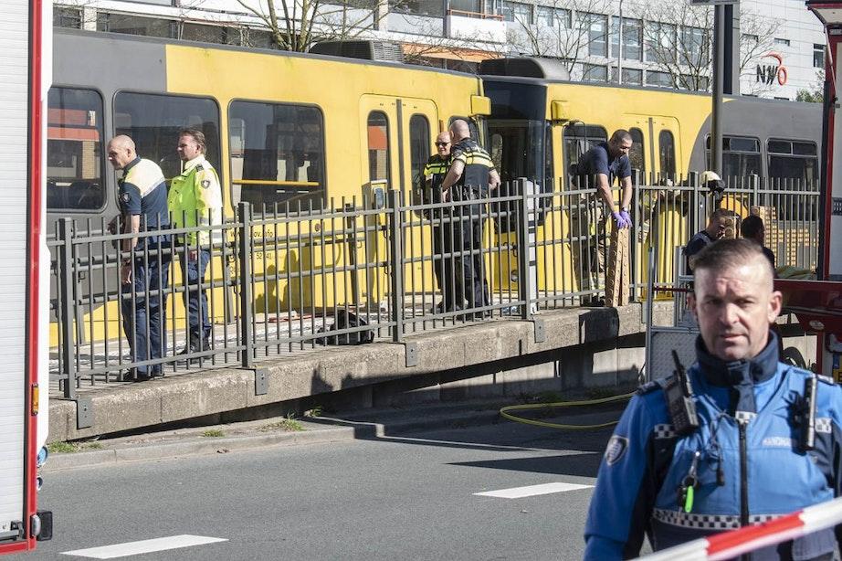 Vrouw komt onder tram in Kanaleneiland