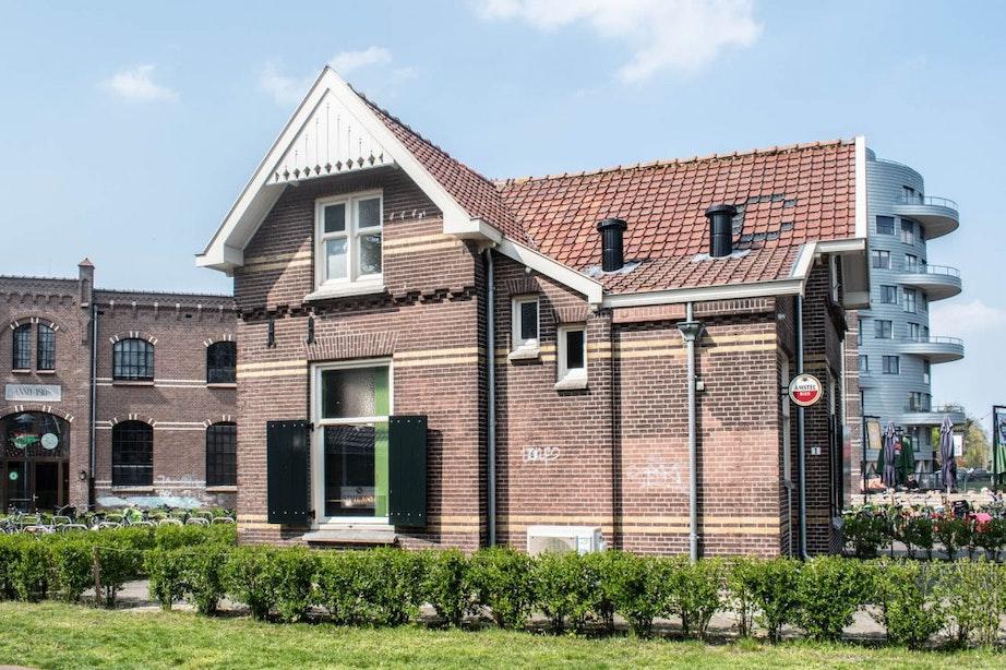 Workshops van Staffhorst Jenever en Gin in voormalige sluiswachterswoning