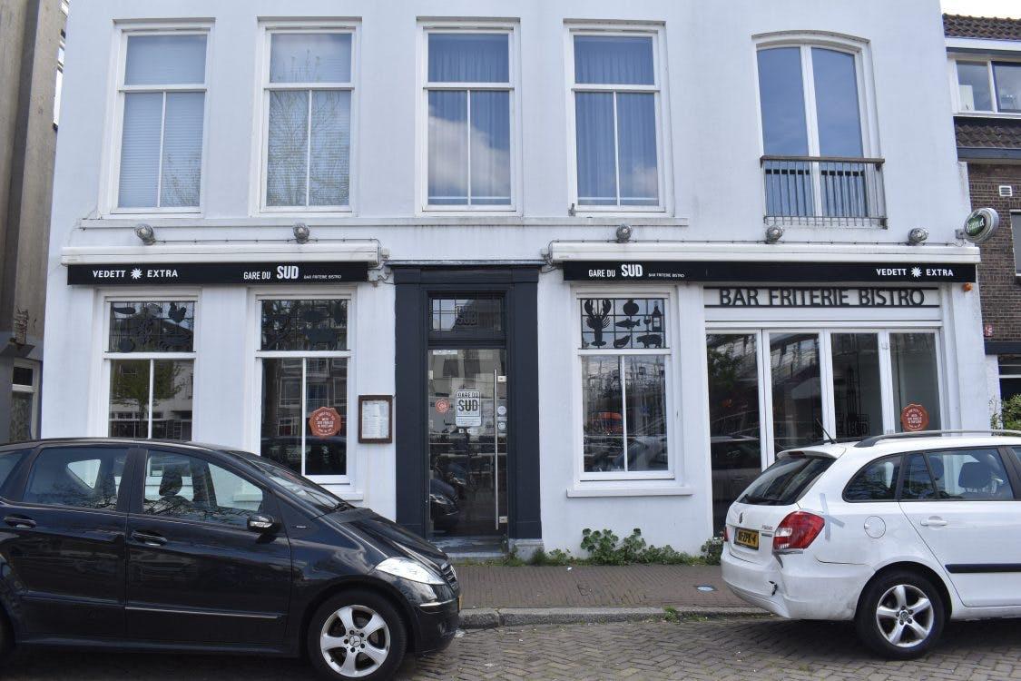 Gare Du Sud wordt pop-up restaurant met als eerste chef Edwin Severijn