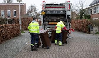 Wijziging afvalinzameling Utrecht Pasen