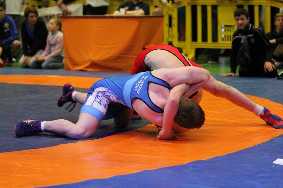 Utrecht blijft dé worstelstad bij uitstek: 'Geesink pakte goud met het judo, dankzij een worstelgreep'