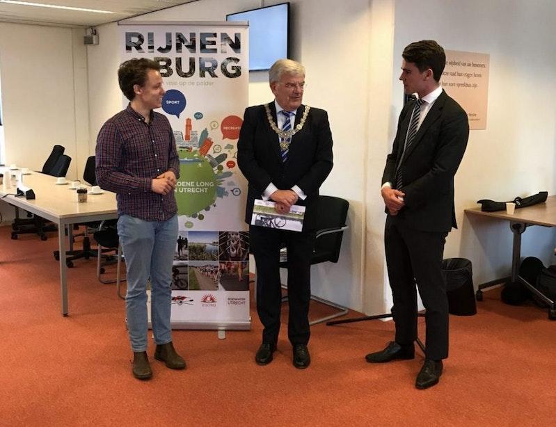Roeiverenigingen hopen Utrecht te overtuigen van roeiwater in Rijnenburg