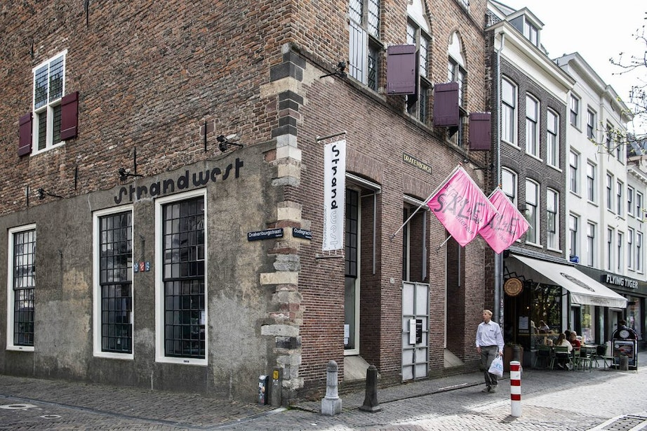 Modezaak Coef Men opent in oude pand Strand West
