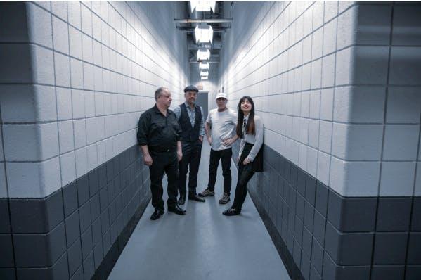 Amerikaanse rockband Pixies komt naar Utrecht