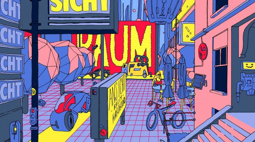 Dagtip: Feestelijke lancering postcast 'Ansicht' door RAUM en Hard//Hoofd