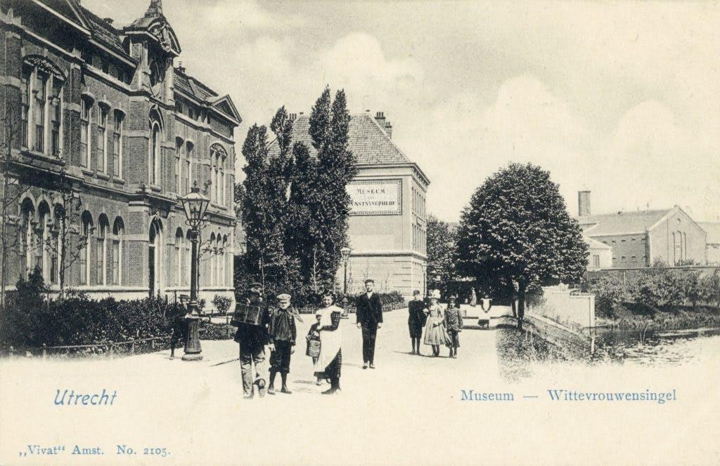 Verdwenen musea: Museum van Kunstnijverheid aan de Wittevrouwenkade