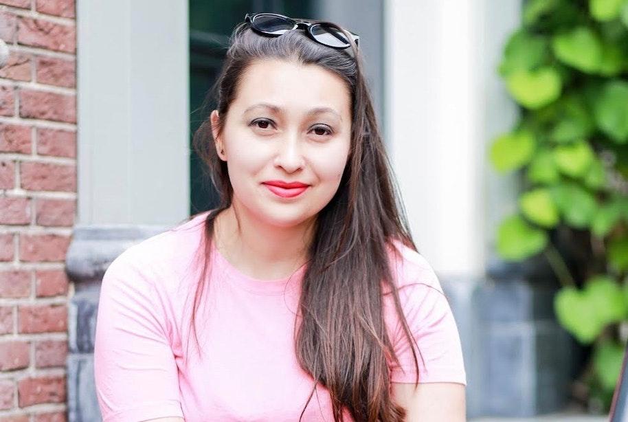 Regina schrijft voor Russische Metro columns over Utrechtse vrouwen