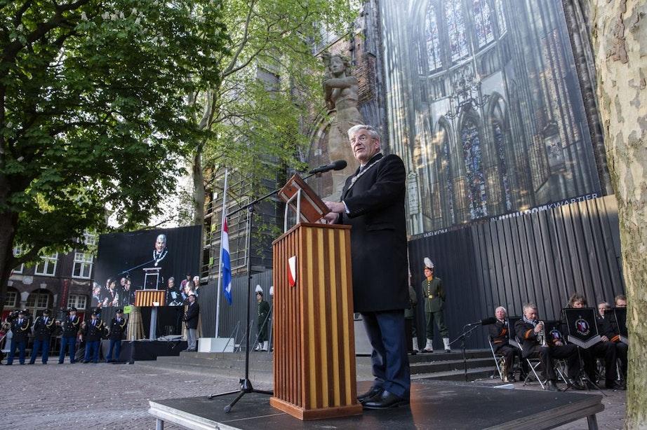 Aangepast programma dodenherdenking in Utrecht: thuis herdenken en niet samen bij de monumenten