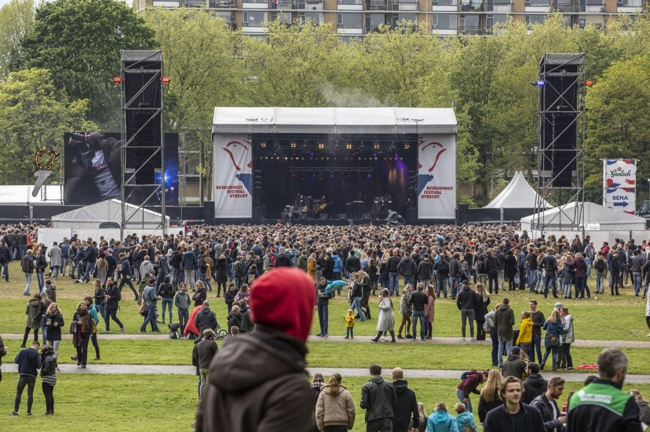 Naast rapper Snelle ook My Baby en Pip Blom op Bevrijdingsfestival Utrecht