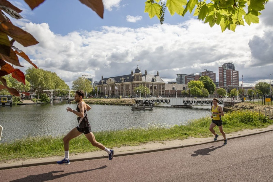Gemeente Utrecht: 'Meer verbeterpunten bij marathon naast verkeerde route'