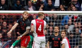 FC Utrecht moet meerdere erkennen in Ajax